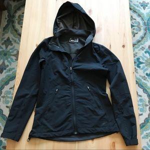 REI | Soft Shell Wind & Rain Hooded Jacket